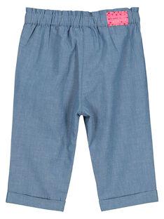 Pantaloni in tela neonata FICOPAN / 19SG0981PAN704