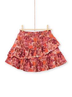 Gonna salsa con shorts integrati LATERJUP1 / 21S901V1JUP001