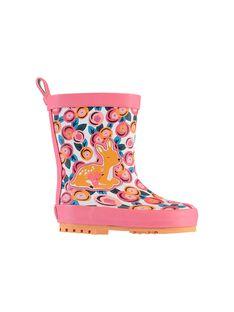 Multicolor RAIN BOOTS KBFBPBICHE / 20XK3761D0C099