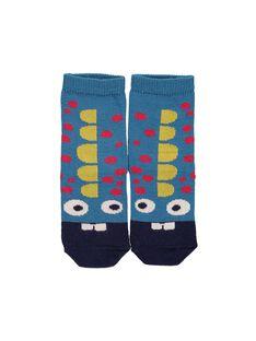 Baby boys' mid length socks DYUPINCHO / 18WI10P1SOQC218