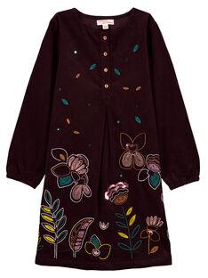 Brown Dress GAJAUROB1B / 19W901H5ROBI809