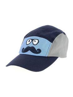 Boys' cap CYOKLECHA / 18SI02D1CHA720