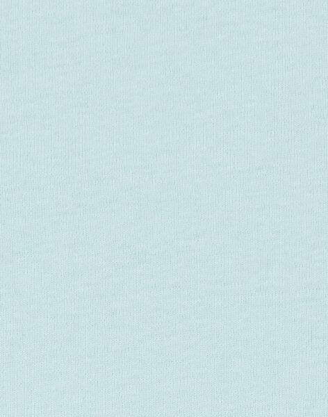 Blue ROLL-NECK KUBOSOUP / 20WG10N1SPLC227