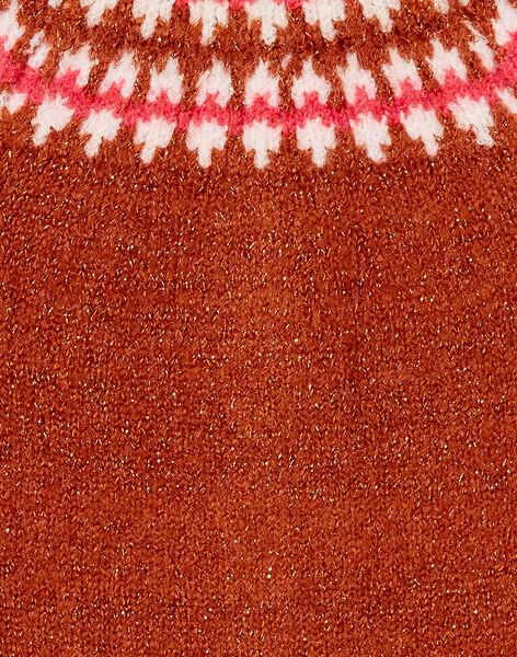 Brown CARDIGAN KISACAR / 20WG09O1CAR817