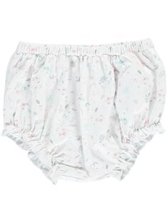 Baby girls' bloomers CCFBLO2 / 18SF03C1BLR099