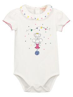 Body con colletto neonata FICOBOD / 19SG0981BOD000