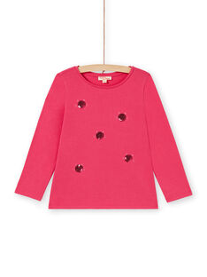 T-shirt rosa LAJOTEE1 / 21S90134D32F507