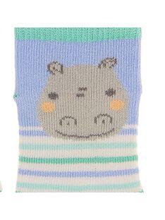 Baby boys' mid length socks CACGCHO2 / 18SF41C1SOQ020