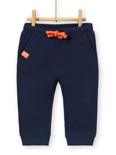 Navy PANTS LUJOPAN2 / 21SG1032PAN713