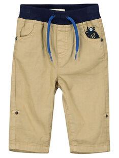 Pantaloni neonato FUNEPAN1 / 19SG10B1PANI807