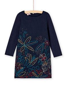 Blue DRESS KABRIROB3 / 20W901F3ROBC243