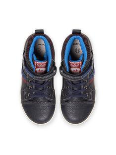 Sneakers alte navy stile sport bambino MOBASGI / 21XK3672D3F070