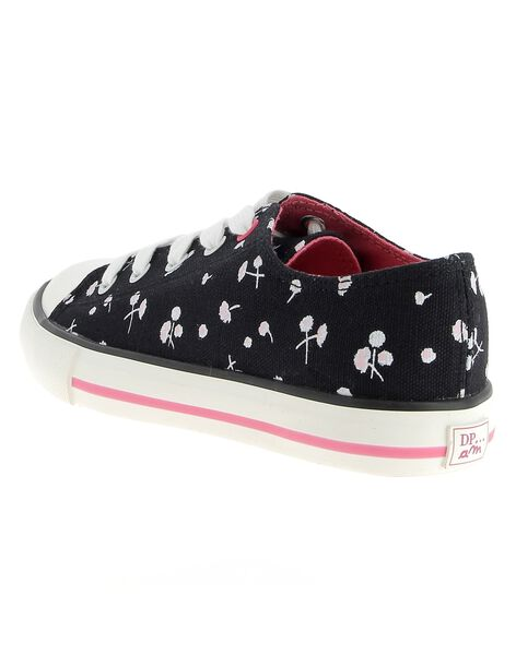 Girls' trainers CFTENFLEUR / 18SK35O2D16090