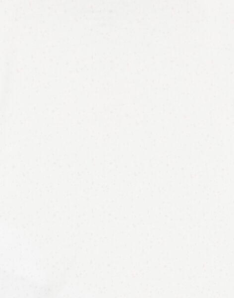 Body corredo bambina a maniche lunghe stampa a macchie e scoiattolo LEFIBODECU / 21SH1329BDL001
