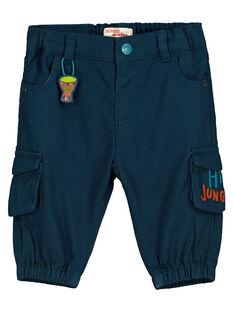 Pantaloni neonato FUTUPAN / 19SG10F1PAN714