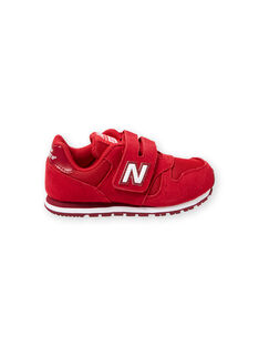 Sneakers New Balance rosse bambino JGYV373SB / 20SK36Y3D37050