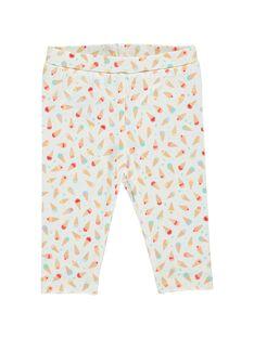 Baby girls' leggings CYIBULEG / 18SI09K1CAL099