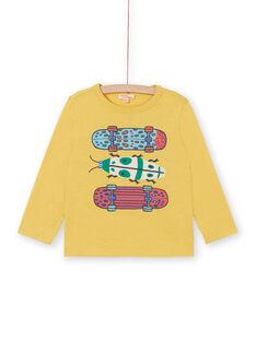 T-shirt a maniche lunghe - Bambino LOROUTEE2 / 21S902K3TML102