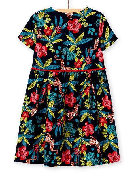 Blue DRESS KABRIROB1 / 20W901F2ROBC243