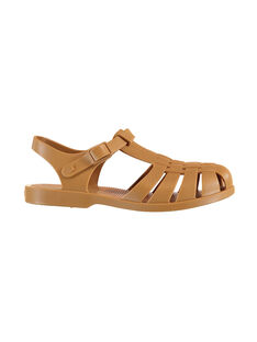 Light brown SANDALS LGBAINCLAS2 / 21KK3661D34804