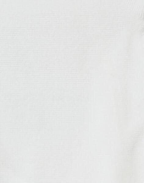 Off white ROMPER KOU1GRE1 / 20WF7713GRE001