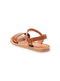 Sandali cammello bambina LFSANDLENA / 21KK355DD0E804