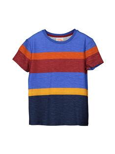 T-shirt maniche corte bambino FOBATI1 / 19S90261TMC001