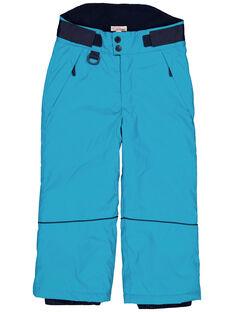 Pantaloni da Sci Blu GOSKIPAN / 19W902W1PTSC200