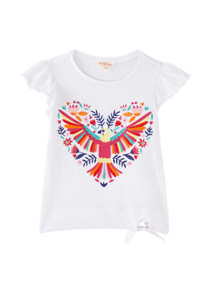 T-shirt a maniche corte ricamata JAMARTI3 / 20S901P3TMC000