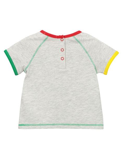 T-Shirt Maniche Corte Grigia FUCOTI / 19SG1081TMCJ906