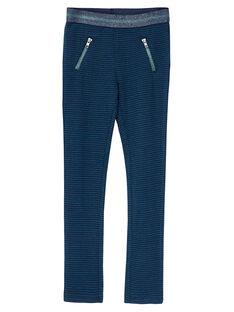 Pantaloni Navy JACLOPANT / 20S90111PAN705