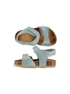 Sandali da città pelle neonata FBFNUICE / 19SK37D5D0E020
