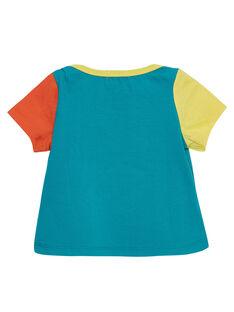 T-Shirt Maniche Corte Blu JUMARTI2 / 20SG10P1TMCC242