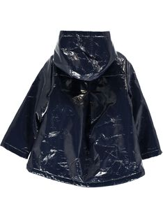 Girls' hooded raincoat DABLEIMPER / 18W90161IMP070