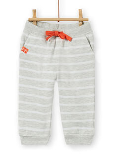 Heather grey PANTS LUJOPAN4 / 21SG1031PAN943