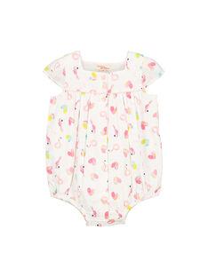 Pagliaccetto neonata FICUBAR / 19SG09N1BAR000