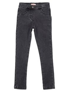 Grey denim Pants GAESJEG2 / 19W901U3D2BK004