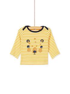 Yellow T-SHIRT KUJOTEE2 / 20WG1033TMLB107