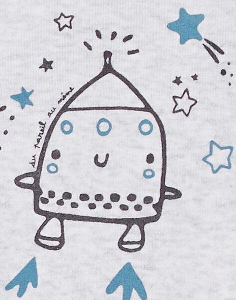 Grey BODY SUIT KOU1BOD3 / 20WF7711BODJ906