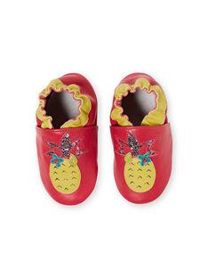 Pantofole fucsia neonata JNFNANA / 20SK37Y1D3S304