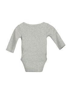 Body maniche lunghe neonato unisex FOU1BOD1 / 19SF7711BOD943