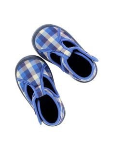 Baby boy's slippers CBGSALROAR / 18SK38X5D0AC218