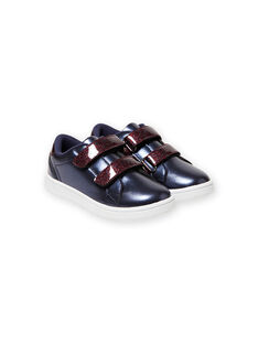 Sneakers navy bambina MABASMARION / 21XK3571D3F070