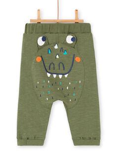 Pantaloni kaki bambino LUVERPAN / 21SG10Q1PAN604