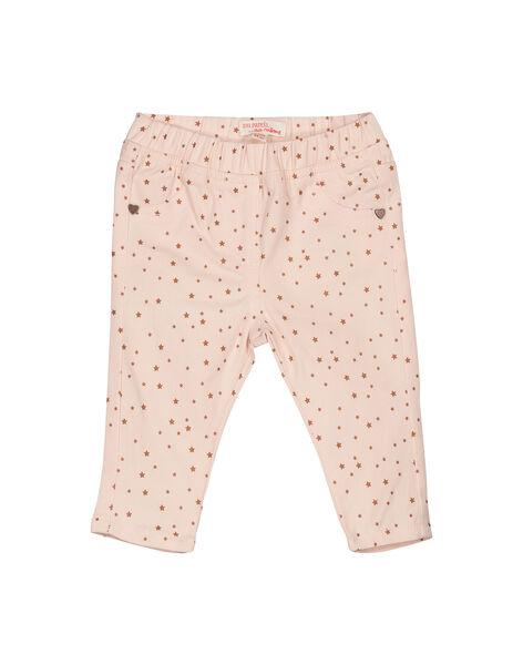 Pantaloni neonata FIJOPAN1 / 19SG0931PAN307