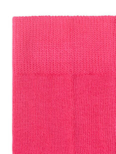 Collant rosa bambina LYAESCOL6 / 21SI0167COLF507