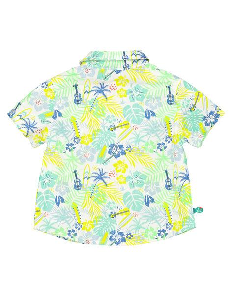 Camicia neonato FUCUCHEM / 19SG10N1CHM099
