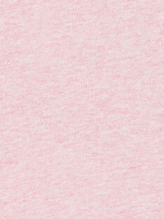 Heather pink BODY SUIT KEFIBODTAS / 20WH1394BDLD314