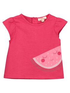 T-shirt fantasia neonata FIJOTI6 / 19SG09G1TMC304