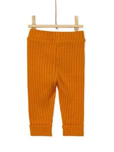 Yellow LEGGINGS KYIJOLEGCO1 / 20WI0952D26107
